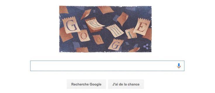 Le calendrier grégorien s'affiche à la une de Google - Le Point