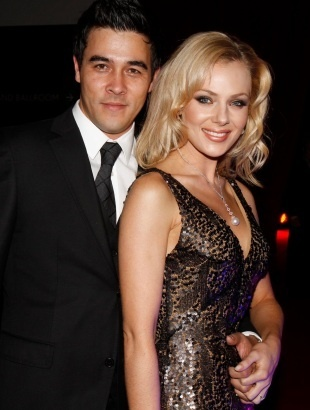 Packed to the Rafters star James Stewart gets ready for new role as 'Mr Mum' while Jessica Marais plans on heading back to work..