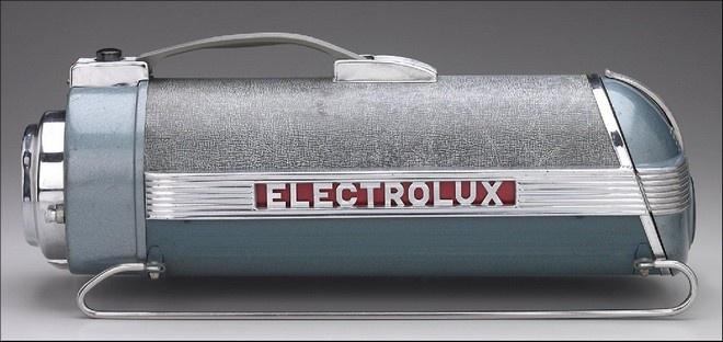 Dieselpunk: Electrolux vacuum cleaner, model 30