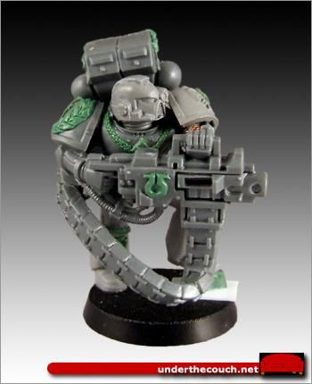 277057-Conversion, Sculpted, Space Marines, Sternguard ...