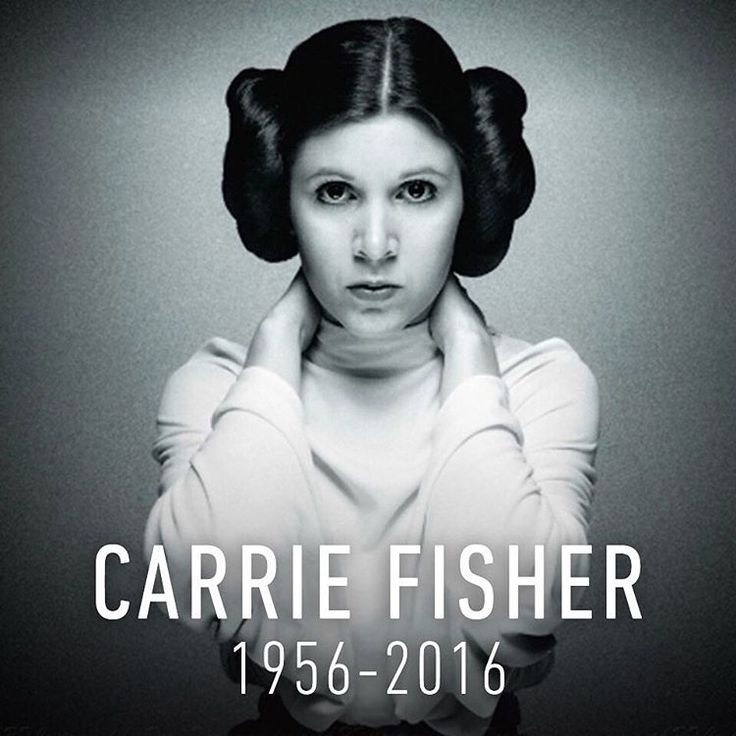 """Carrie holds such a special place in the hearts of everyone at Lucasfilm it is difficult to think o..."