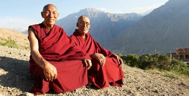 25 životných ponaučení od tibetských mníchov
