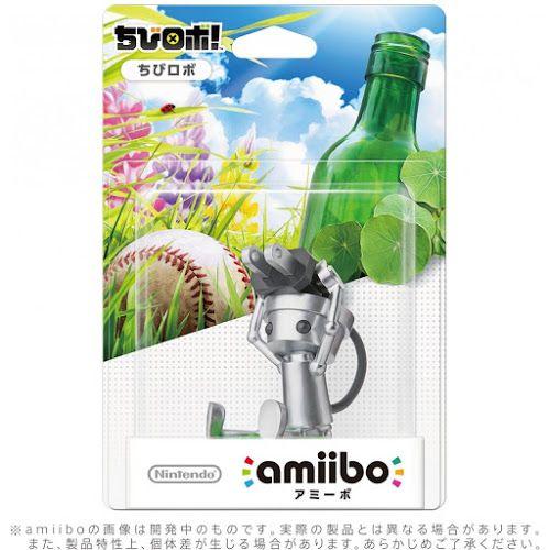 amiibo Chibi Robo Series Figure (Chibi Robo)