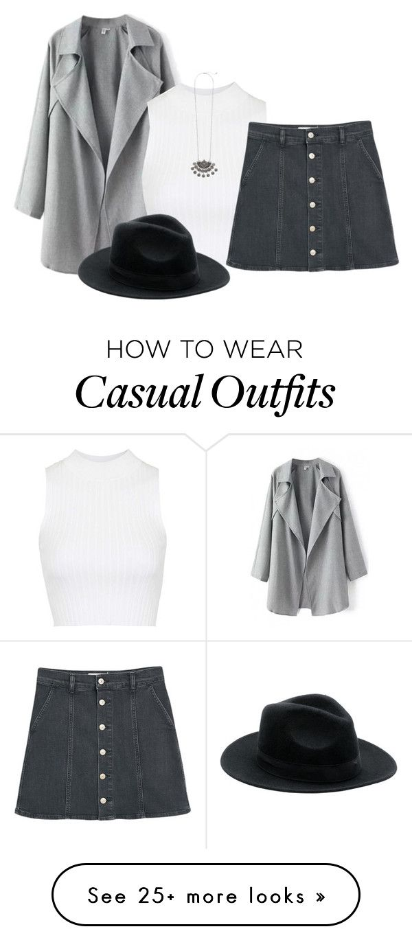 """""""Statement Coat"""" by burtiva on Polyvore featuring Topshop and MANGO"""