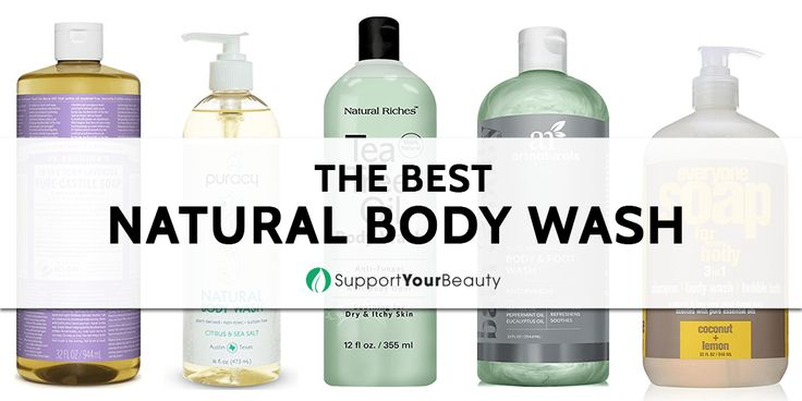 The Best Natural Body Wash – 2017 Reviews & Top Picks - Click here http://rebrand.ly/16gl to Support Your Beauty!  #BodyWashes #beauty