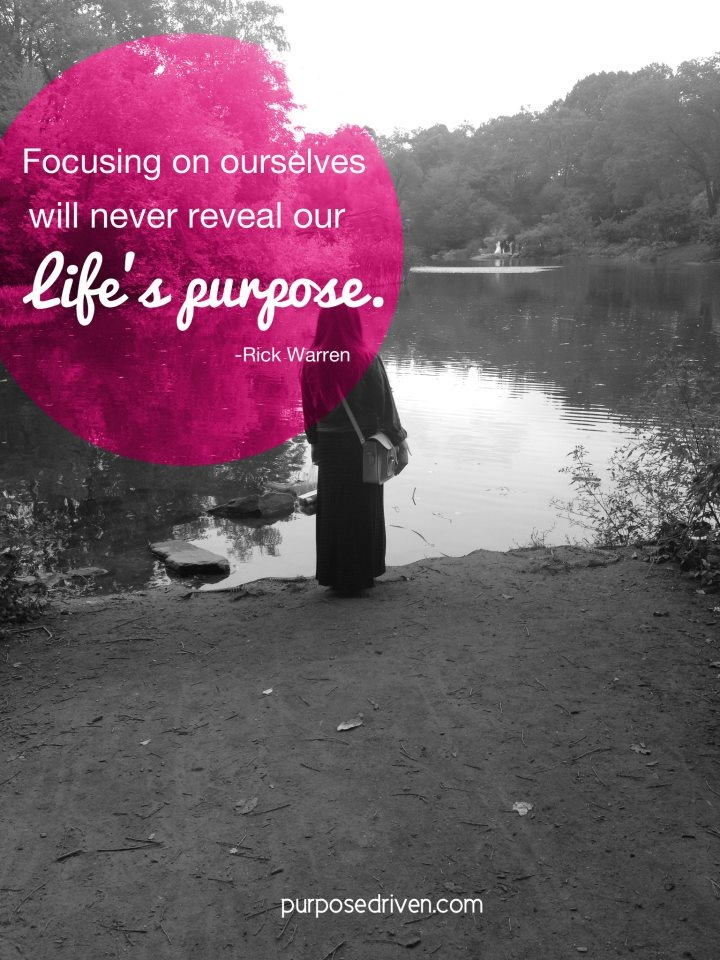 how to have a purpose driven For more teaching please visit: wwwingodwetrustministriescom.
