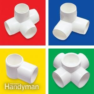PVC Patio Furniture | The Family Handyman