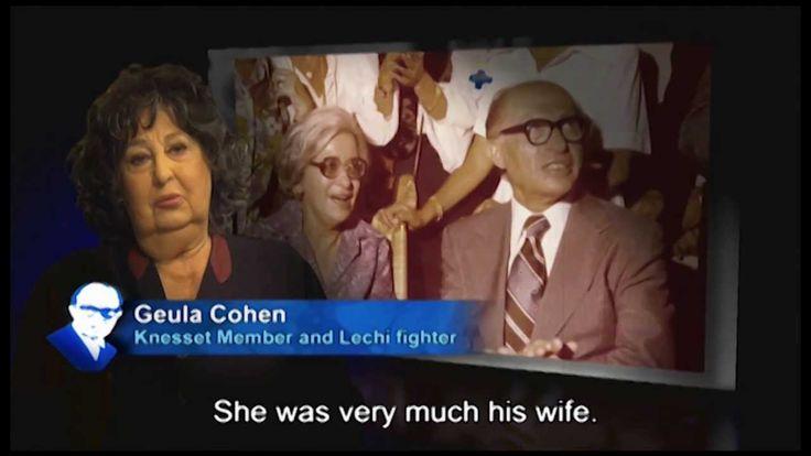 I Am a Simple Jew - Menachem Begin Documentary אני יהודי פשוט