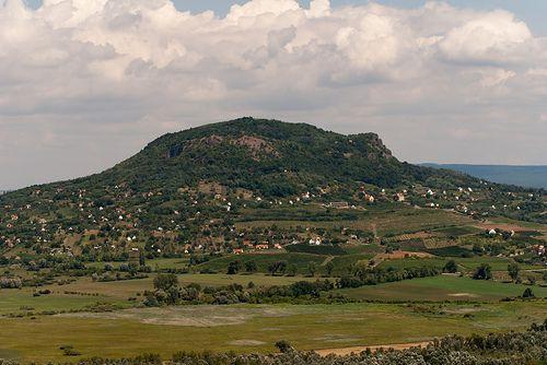 St. George's hill / Szent György hegy, near Lake Balaton, Hungary