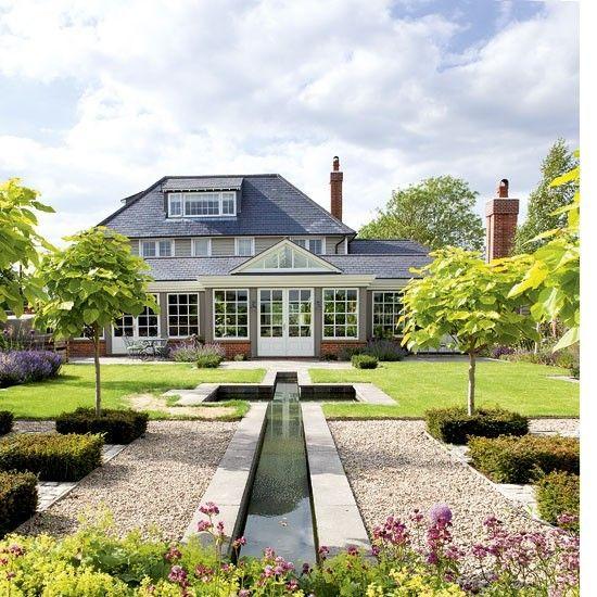 Фотография: Архитектура в стиле , Современный, Ландшафт, Стиль жизни, дизайн сада, как создать современный сад, небольшой сад, бетон в ландшафтном дизайне, растения в саду, планировка сада – фото на InMyRoom.ru