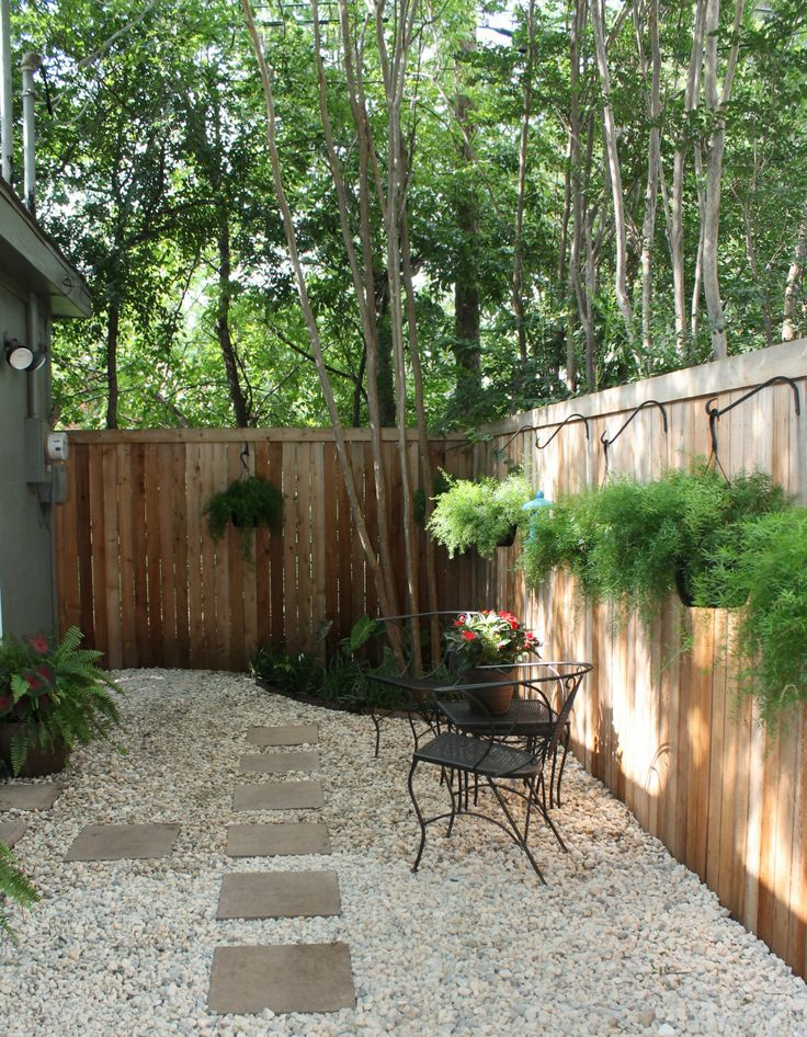 Backyard Landscape Ideas With No Grass : Best no grass backyard ideas on