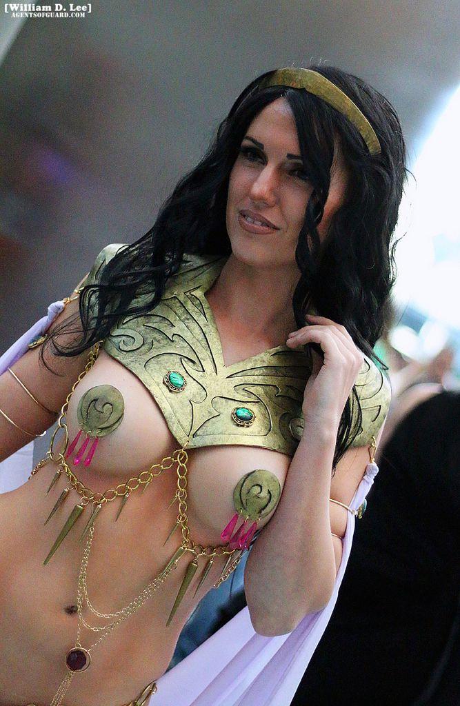 Matchless Princess of mars dejah thoris cosplay you