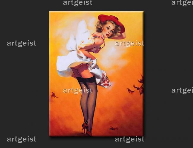 pin up girl, retro    bilder kunst   art fotos von agus