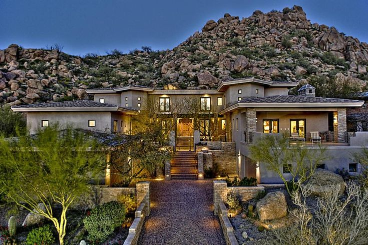 17 best images about troon north foreclosures for sale on for Arizona luxury homes