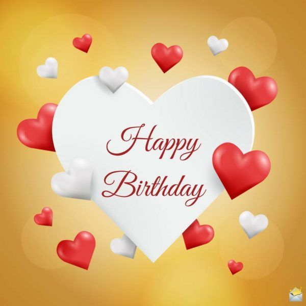 Romantic Birthday Love Messages: 1503 Best Happy Birthday Images On Pinterest