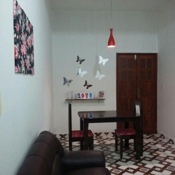 Sala decoração nova