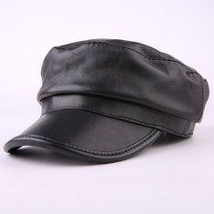 ee113397ddae9 Mens Womens Sheepskin Beret Baseball Caps Fashion Outdoor Winter Warm  Windproof Adjustable Hats is designer
