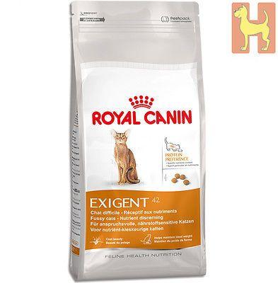 10 kg Royal Canin Exigent Protein 42 / Katzenfutter für anspruchsvolle Katzensparen25.com , sparen25.de , sparen25.info