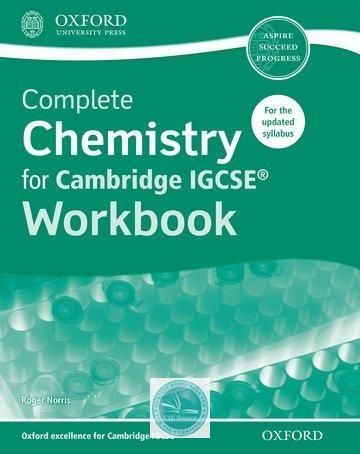 Complete chemistry for cambridge igcse workbook upper secondary complete chemistry for cambridge igcse workbook fandeluxe Image collections