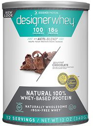 Designer Whey Natural 100% Whey-based Protein Powder – Designer Protein Online Store