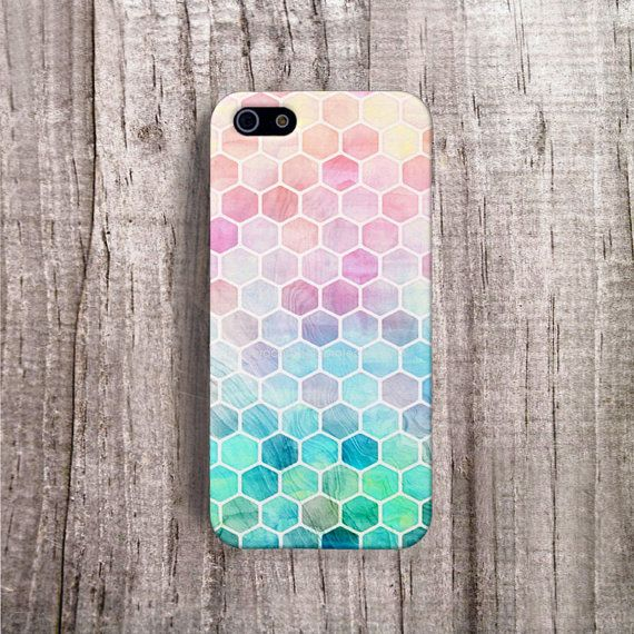 Check out this item in my Etsy shop https://www.etsy.com/uk/listing/188615347/iphone-6-case-hexagon-cell-phone-case