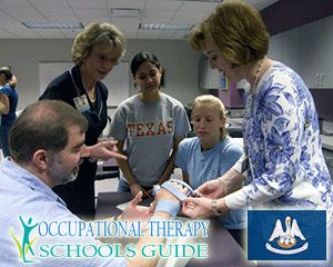 Check out the Top Occupational Therapy Schools in Louisiana   LA -->http://otschoolsguide.com/louisiana/
