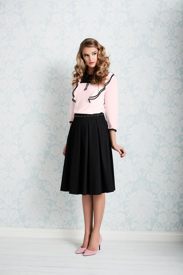 Marsha Blouse(Coming Soon) | Pastiche Skirt (Coming Soon) | Magnifique Sash Belt  (Coming Soon)