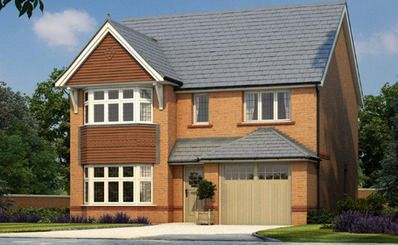Oxford redrow home