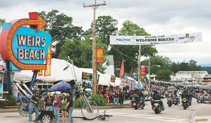 laconia bike week 2013 | 90th annual Laconia Motorcycle Week | Thunder Press