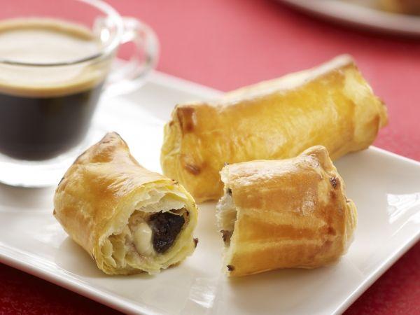Chocoladebroodje met banaan - Libelle Lekker!