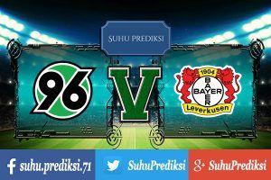 Prediksi Bola Hannover 96 Vs Bayer Leverkusen 17 Desember 2017