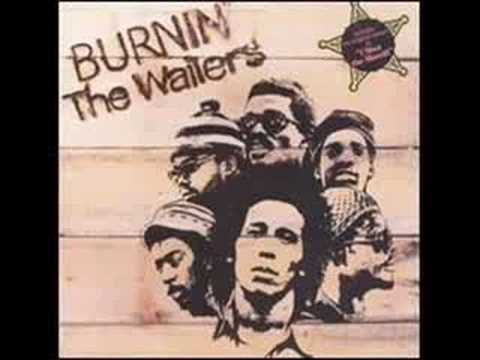 Bob Marley & the Wailers - Burnin' - Get Up, Stand Up - YouTube