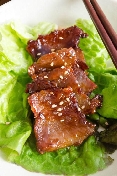 How To Make Honey Pork Belly - Pork Recipe