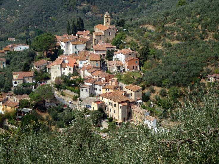 Montemagno, Pisa - the Ciabatti hometown!