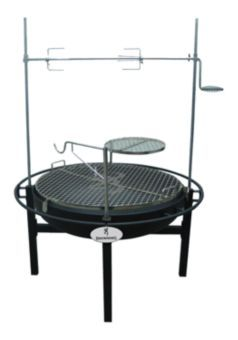 Browning® Cowboy Fire Pit Grill | Bass Pro Shops. I want!!!