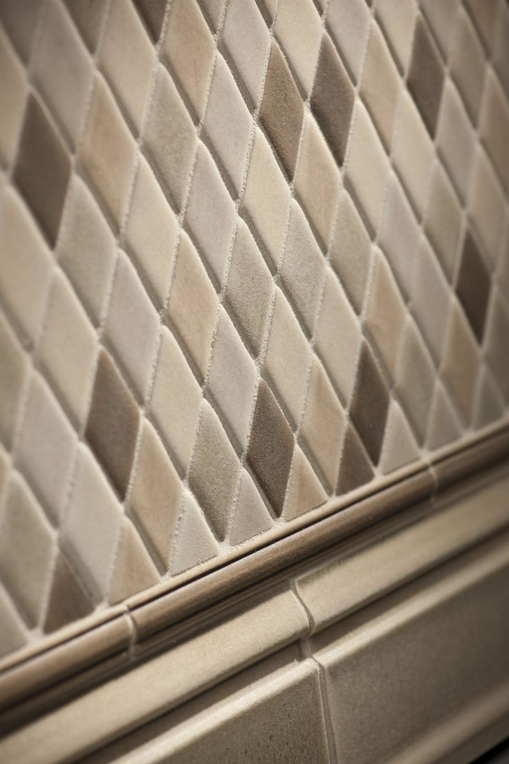 218 best sonoma tile images on pinterest tile ideas backsplash this design by our vendor sonoma tilemakers features a wide contrast of tan hues in a rhomboid mosaic that work in unison with the wall base molding dailygadgetfo Gallery