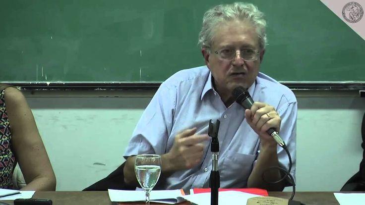 Eric Laurent en la Facultad de Psicologia 2013-11-19