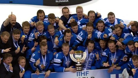 Finnish hockey team