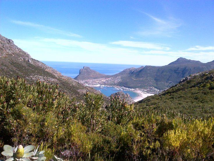 Hout Bay hike...beautiful!