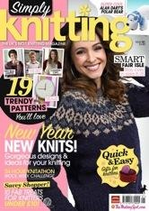 Simply Knitting | January 13