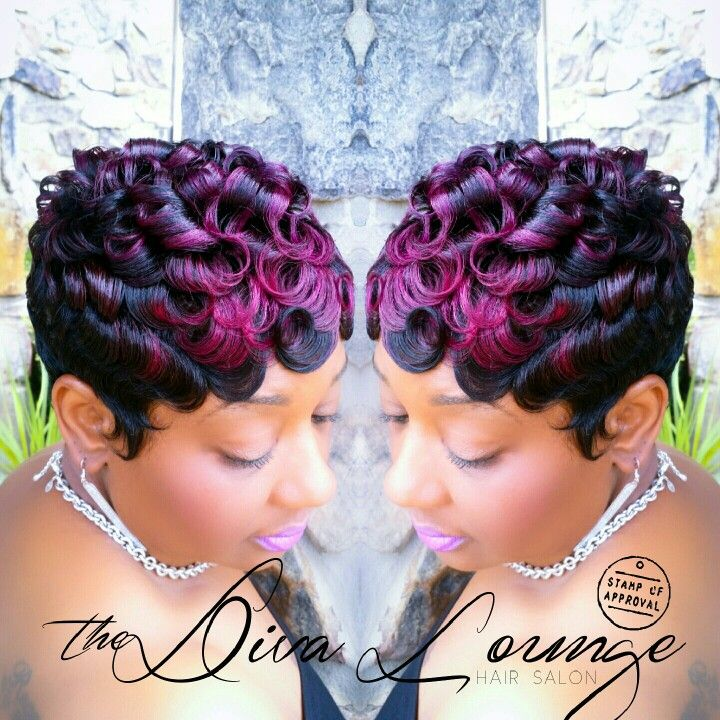 Hair Salon Hairstyles: The Diva Lounge Hair Salon Montgomery, AL Larnetta