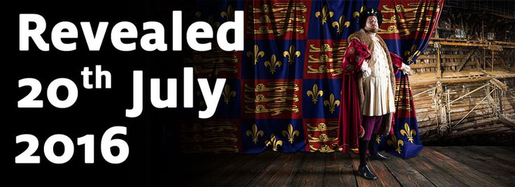 THE WAIT IS OVER - The Mary Rose, a Tudor Masterpiece revealed! Don't miss the chance to see the Mary Rose transformed. GET YOUR TICKETS AND FIND OUT MORE HERE!  http://www.historicdockyard.co.uk/mary-rose-revealed?utm_campaign=The+Mary+Rose+Opening+Tomorrow&utm_source=emailCampaign&utm_medium=email&utm_content=