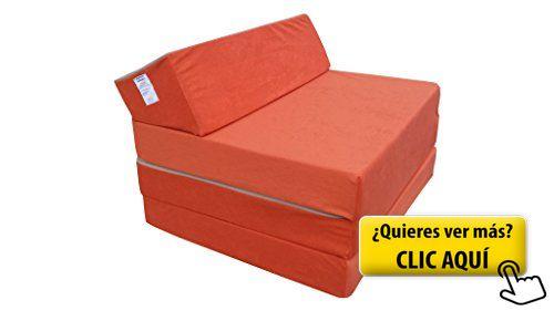 El sillón de colchón plegable para invitados con... #sofa
