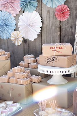 Featured: Special Delivery Baby Bash ~ Craft and Couture