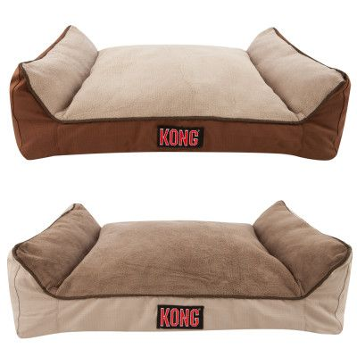 "Kong Dog Bed -the perfect bed for strong chewers! its advertised as ""chew resistant"". BELLA NEEDS THIS"