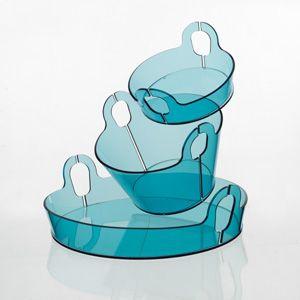 Akasma | Bent glass set | Satyendra Pakhale