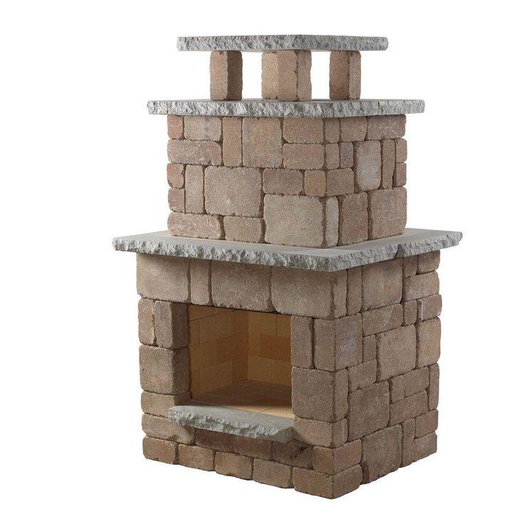 Outdoor Fireplace home depot outdoor fireplace : 625 best gardening images on Pinterest