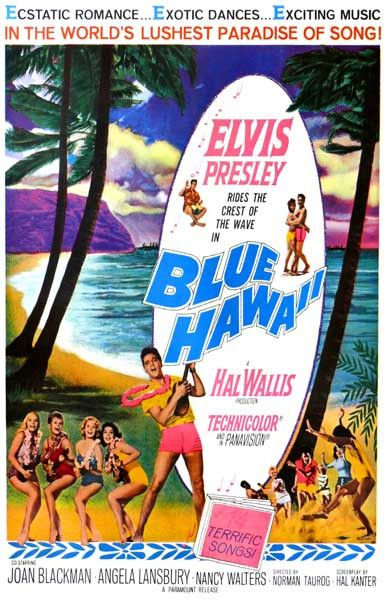 Elvis Presley takes you to paradise in this great poster from his 1961 movie Blue Hawaii! Ships fast. 11x17 inches. Check out the rest of our awesome selection of Elvis Presley posters! Need Poster Mo