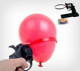 Russian roulette water balloon gun! Cool Gifts | ShitYouCanAfford.com :: Best Products On Amazon For 20 Dollars Or Less