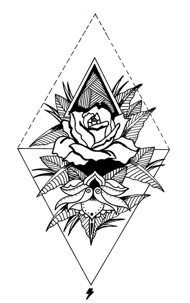 Oltre 25 Fantastiche Idee Su Disegno Per Tatuaggio Teschio